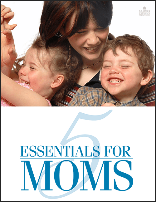 5 Essentials For Moms (PDF) Product Photo
