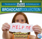 Parenting: Challenges (3 CD Set) Product Photo