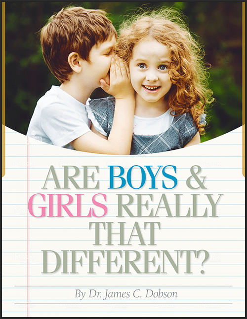 Are Boys and Girls Really That Different? (PDF) Product Photo