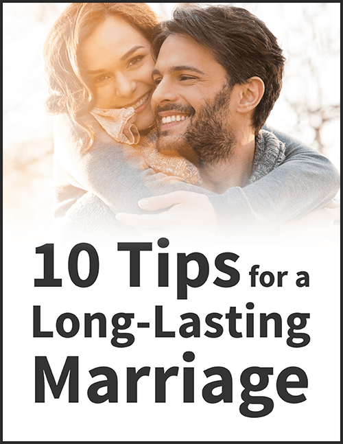 10 Tips For a Long-Lasting Marriage (PDF) Product Photo