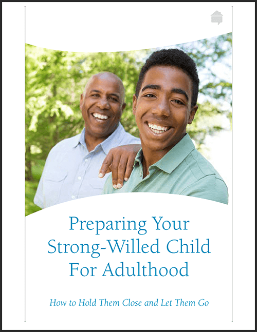 Preparing Your Strong-Willed Child For Adulthood (PDF) Product Photo