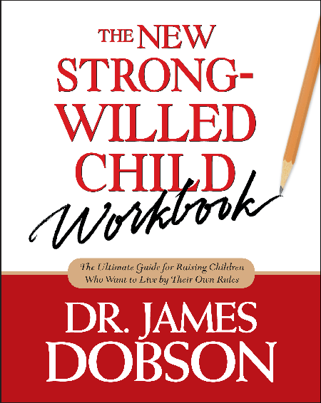 The New Strong-Willed Child Workbook Product Photo