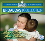Strong Moms—Strong Families (3 CD Set) Product Photo