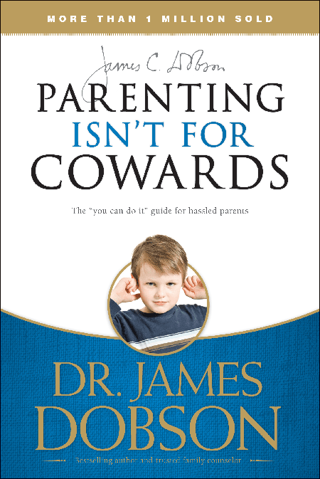 Parenting Isn't for Cowards Product Photo