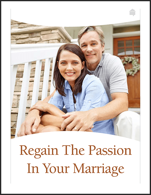 Regain The Passion In Your Marriage (PDF) Product Photo