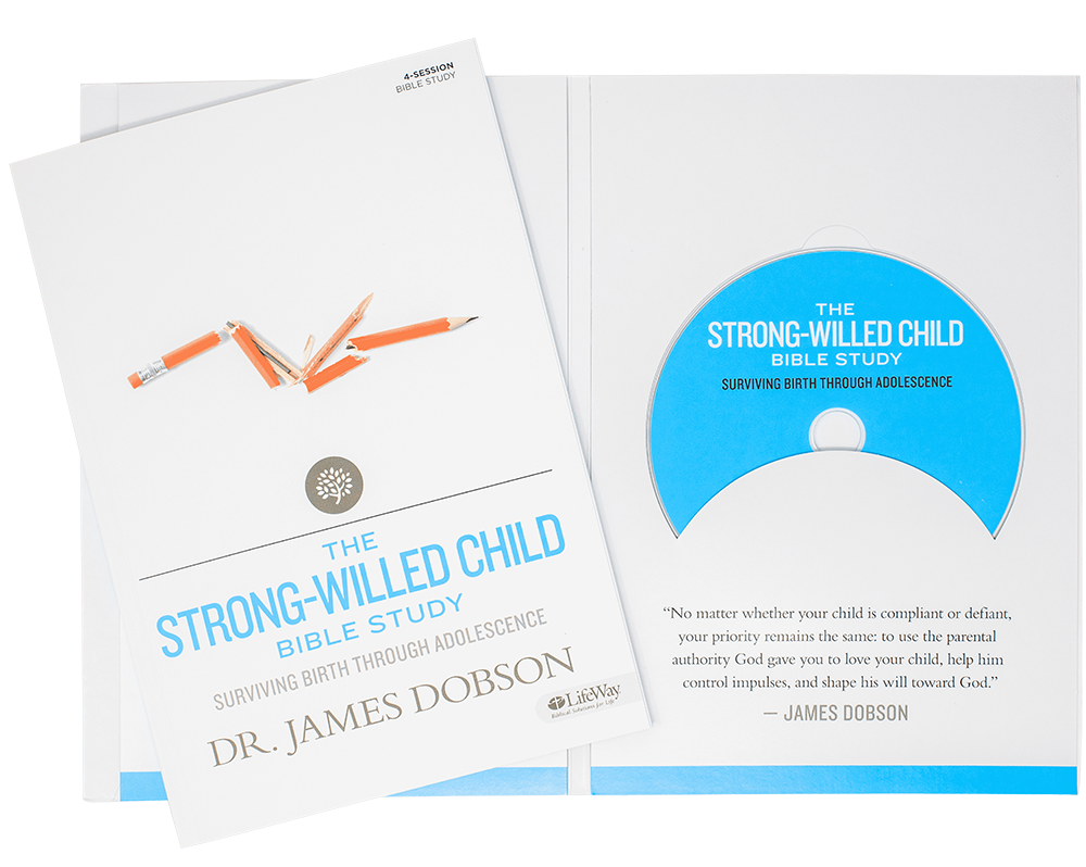 The Strong-Willed Child Leader Kit Product Photo