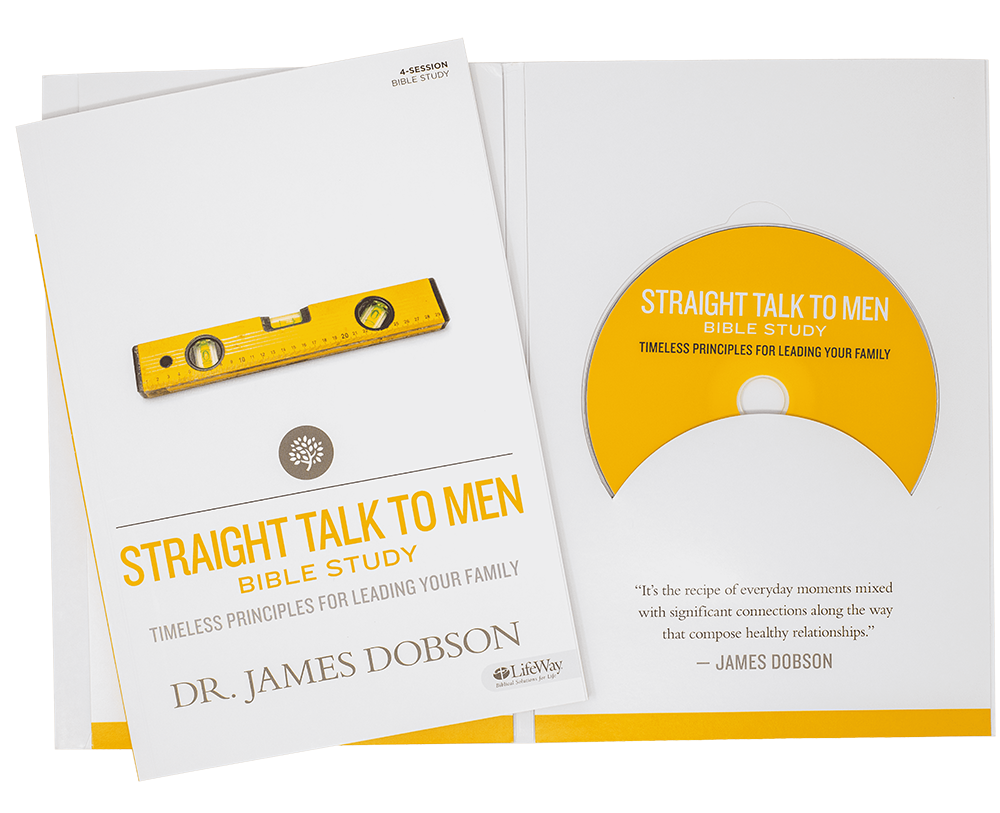 Straight Talk to Men Leader Kit Product Photo